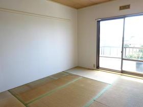 長村コート 202号室の居室