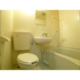 山口ビル 303号室の風呂
