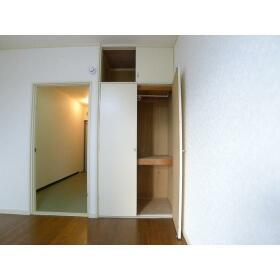 山口ビル 303号室の収納