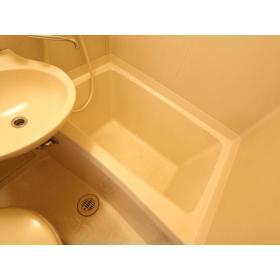 ベルピア大和第2 103号室の風呂
