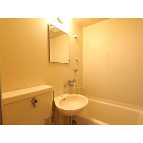 ベルピア大和第2 103号室の洗面所