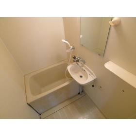 ジュネス鶴間A 102号室の風呂