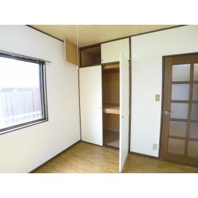 ジュネス鶴間A 102号室の収納