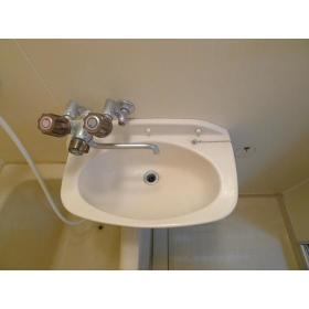 ジュネス鶴間A 102号室の洗面所