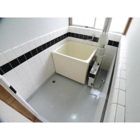 鈴木ハイツ 201号室の風呂