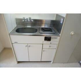 トップ桜ヶ丘第5 404号室のキッチン