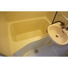 トップ桜ヶ丘第5 404号室の風呂