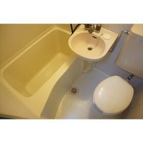 トップ桜ヶ丘第5 404号室のトイレ