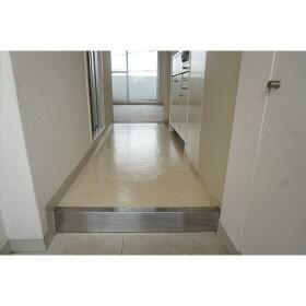 トップ桜ヶ丘第5 404号室の玄関