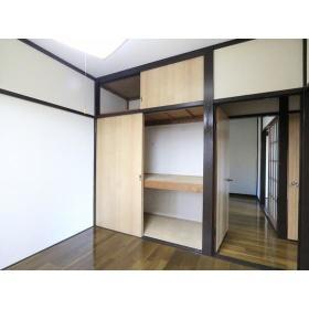 栗原荘 103号室の収納