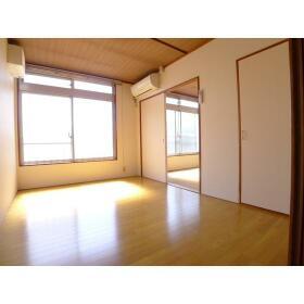 上和田コーポ 201号室のリビング