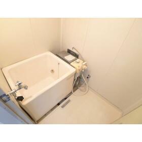 上和田コーポ 201号室の風呂