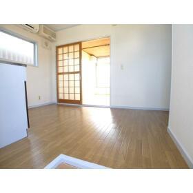 上和田コーポ 201号室の玄関
