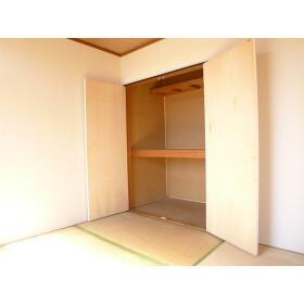 上和田コーポ 201号室の収納