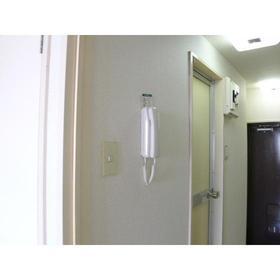 セザール第2鶴間 104号室のセキュリティ