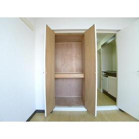 セザール第2鶴間 104号室の収納
