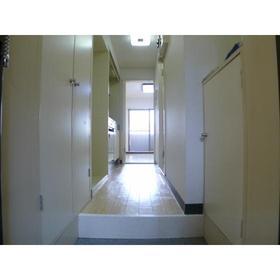 セザール第2鶴間 104号室の玄関