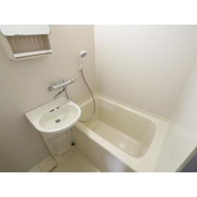 ハイツ多慶 101号室の風呂