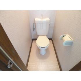 ハイツ多慶 101号室のトイレ