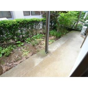 ハイツ多慶 101号室の庭