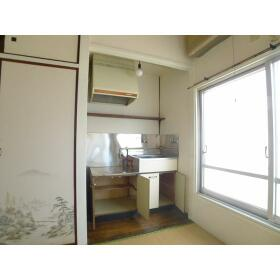 いずみ荘 10号室のキッチン