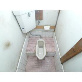 いずみ荘 10号室のトイレ