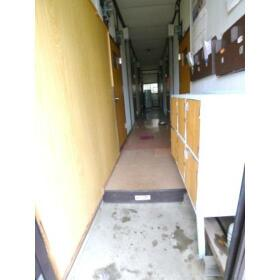 いずみ荘 10号室の玄関