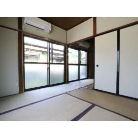 小菅荘 101号室のリビング