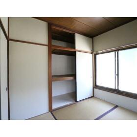 小菅荘 101号室の収納