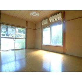 下田アパート 1号室のリビング