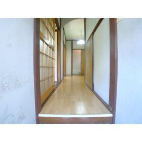 下田アパート 1号室の玄関