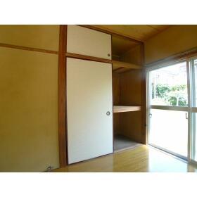 下田アパート 1号室の収納