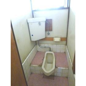 いずみ荘 01号室のトイレ