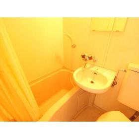 山口コーポⅡ 205号室の風呂