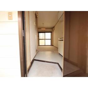 山口コーポⅡ 205号室の玄関