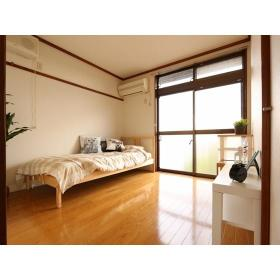 コーポ富士見 203号室のリビング