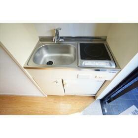 TAP高座 103号室のキッチン