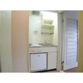 TAP高座 205号室のキッチン
