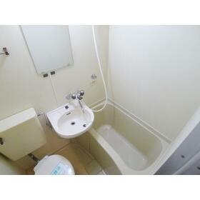 TAP高座 205号室の風呂