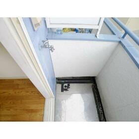 TAP高座 205号室の洗面所