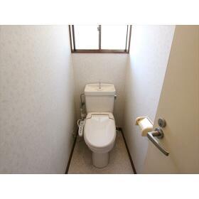 G-2 201号室のトイレ
