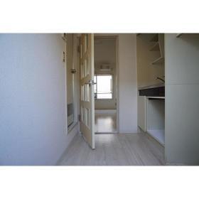 ララ南林間 204号室のキッチン