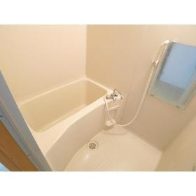 コーポ山本 202号室の風呂