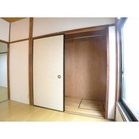 コーポ山本 202号室の収納