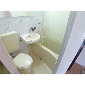 TAP高座 206号室の風呂