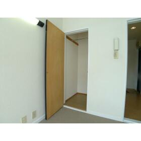 TAP高座 206号室の収納