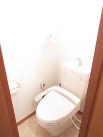 サン・セレーノ 3階 303号室のトイレ