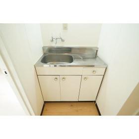 セラン相南 106号室のキッチン