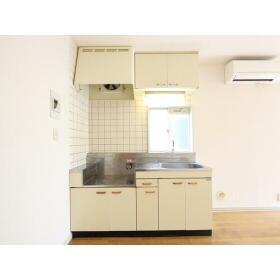 金子テラスハウスのキッチン