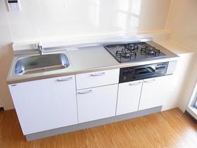 瀬谷レジデンス 501号室のキッチン
